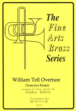 WILLIAM TELL OVERTURE (final section)