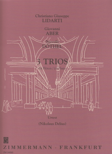 THREE TRIOS score & parts