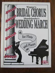 BRIDAL CHORUS/WEDDING MARCH