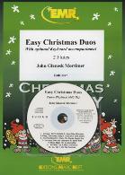 EASY CHRISTMAS DUOS + CD