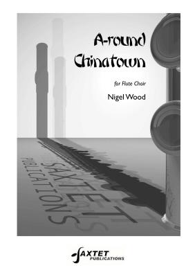 A-ROUND CHINATOWN score & parts
