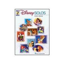 DISNEY SOLOS + Online Audio