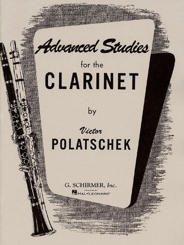 ADVANCED STUDIES for the Clarinet
