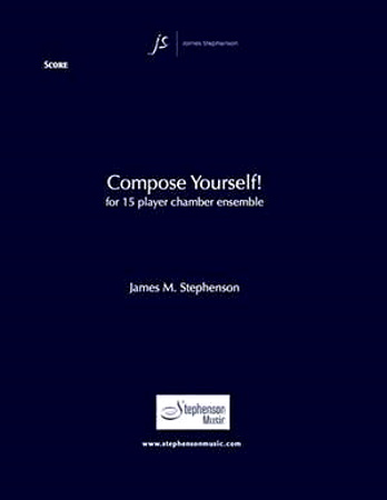 COMPOSE YOURSELF! (score)
