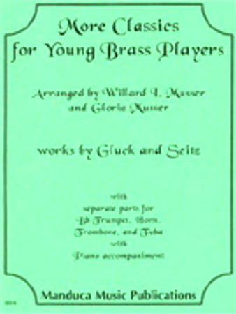 MORE CLASSICS FOR YOUNG BRASS PLAYERS