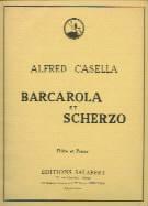 BARCAROLA ET SCHERZO