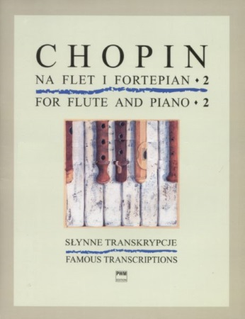 CHOPIN Famous Transcriptions Book 2