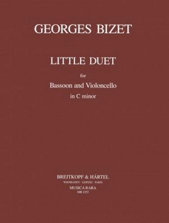 LITTLE DUET in C minor