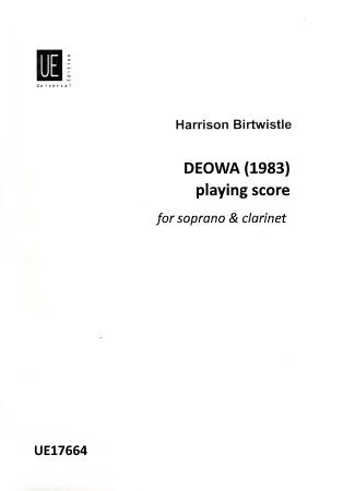 DEOWA (1983) playing score
