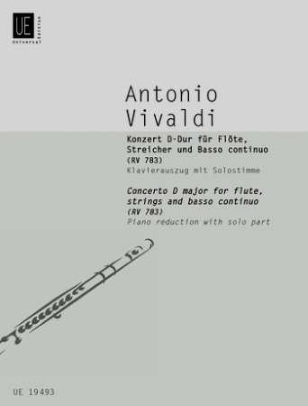 CONCERTO in D major RV783