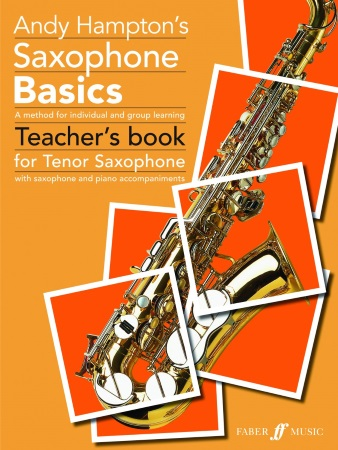SAXOPHONE BASICS Teacher's Book (Tenor)