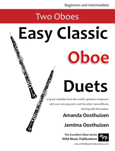 EASY CLASSIC OBOE DUETS