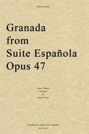GRANADA from Suite Espanola, Op.47
