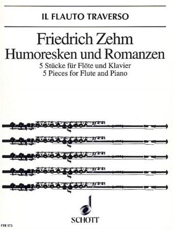 HUMORESKEN und ROMANZEN 5 pieces