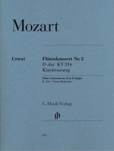 CONCERTO No.2 in D major KV314 (Urtext)
