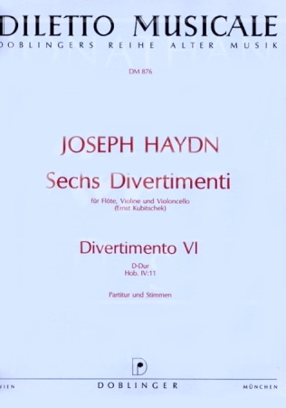 DIVERTIMENTO No.6 in G