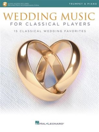 WEDDING MUSIC FOR CLASSICAL PLAYERS + Online Audio
