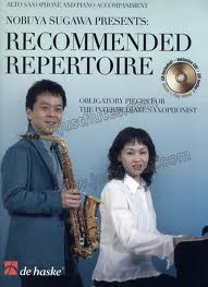 RECOMMENDED REPERTOIRE + CD