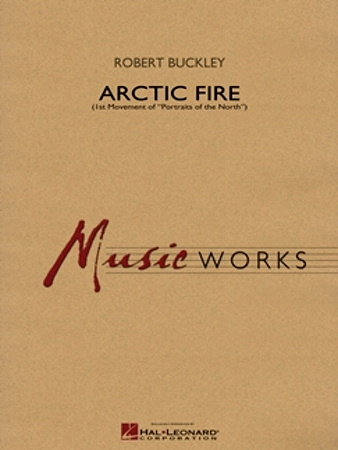 ARCTIC FIRE (score & parts)