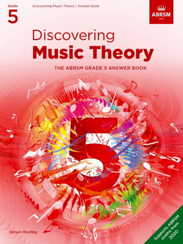 DISCOVERING MUSIC THEORY Grade 5 Answer Book