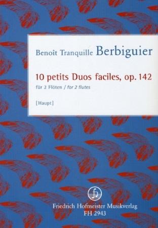 10 PETITS DUOS FACILES Op.142