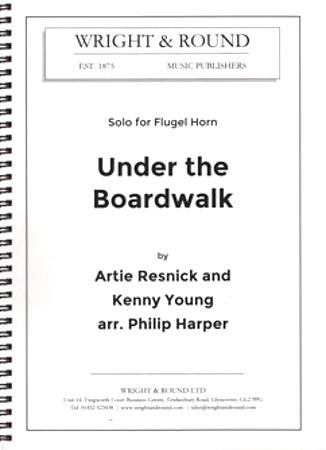 UNDER THE BOARDWALK (score & parts)