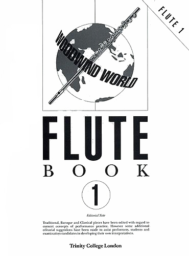 WOODWIND WORLD Flute Book 1 (part only)