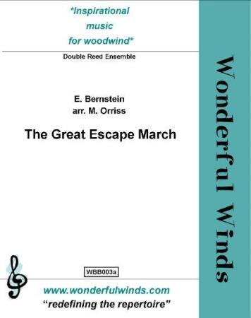 THE GREAT ESCAPE March (score & parts)