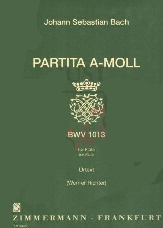 PARTITA (SONATA) in a minor Urtext