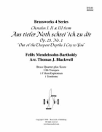 AUS TIEFER NOTH SCHREI 'ICH ZU DIR Op.23, No.1