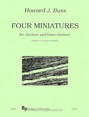 FOUR MINIATURES