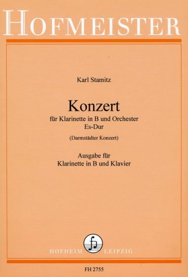 CONCERTO No.7 in Eb major 'Darmstadt Concerto'