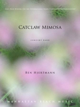 CATCLAW MIMOSA (score & parts)