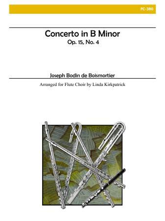 CONCERTO in B minor Op.15, No.4