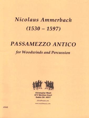 PASSAMEZZO ANTICO