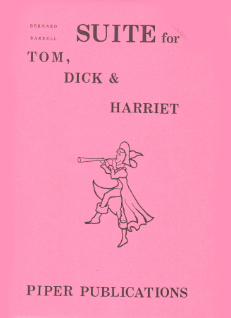 SUITE FOR TOM, DICK & HARRIET