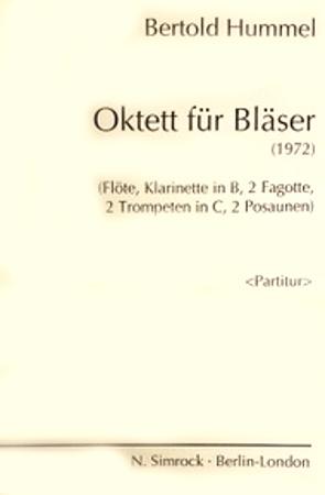 WIND OCTET Op.47 (score)