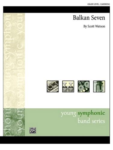 BALKAN SEVEN (score & parts)