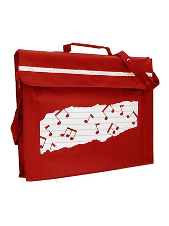 MUSIC BAG Primo (Red)