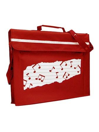 MUSIC BAG Primo (Red)