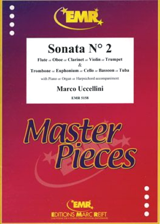 SONATA No.2 in F