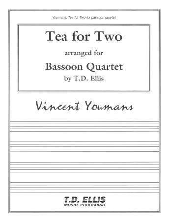 TEA FOR TWO (score & parts)