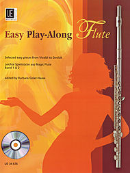 EASY PLAY-ALONG FLUTE + CD