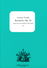SERENADE Op.22 score & parts