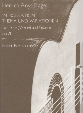 INTRODUCTION, THEME AND VARIATIONS Op.21