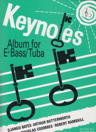 KEYNOTES ALBUM treble clef