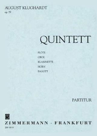 QUINTET Op.79 (miniature score)