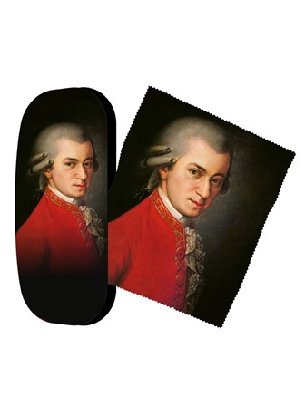 SPECTACLE CASE Mozart (Dark)