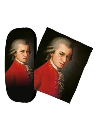 SPECTACLE CASE Mozart (Dark)