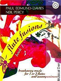 FLUTE FUSIONS Book 1